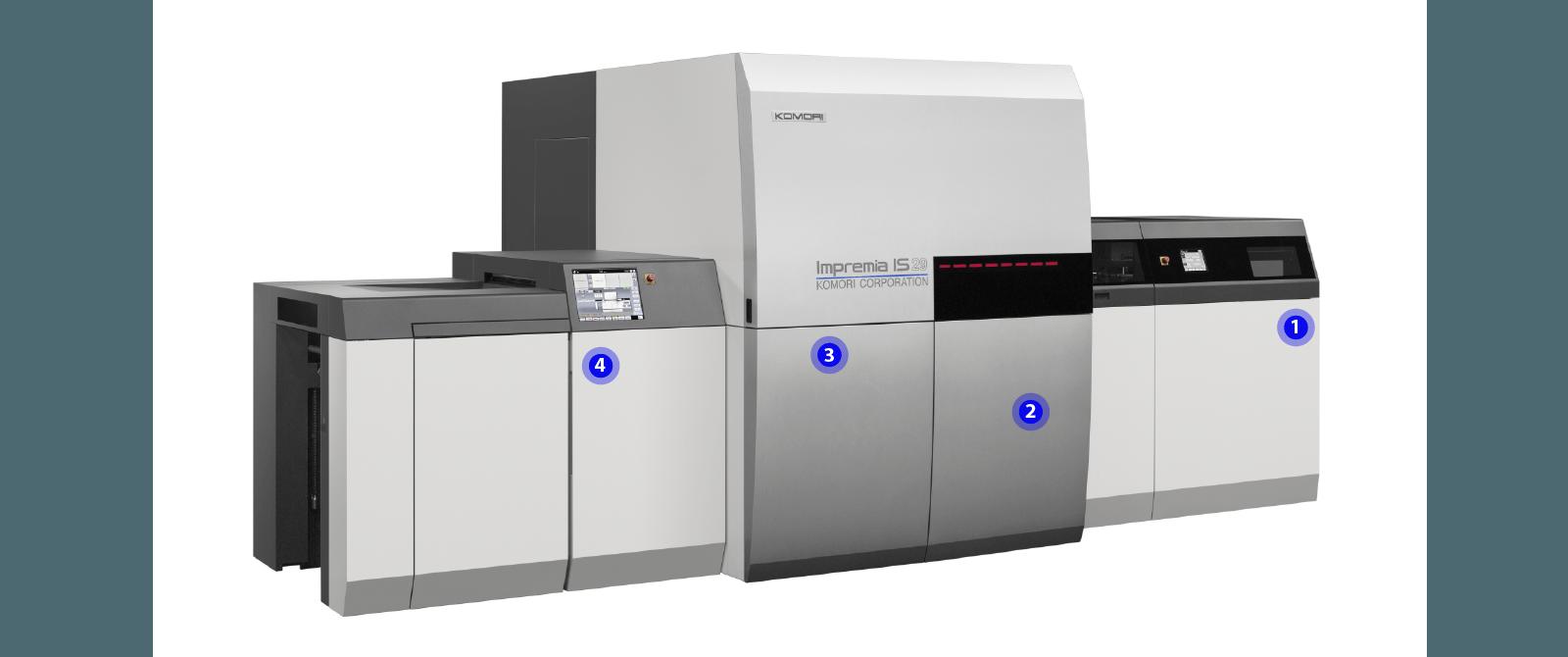 komori printing machine service manual